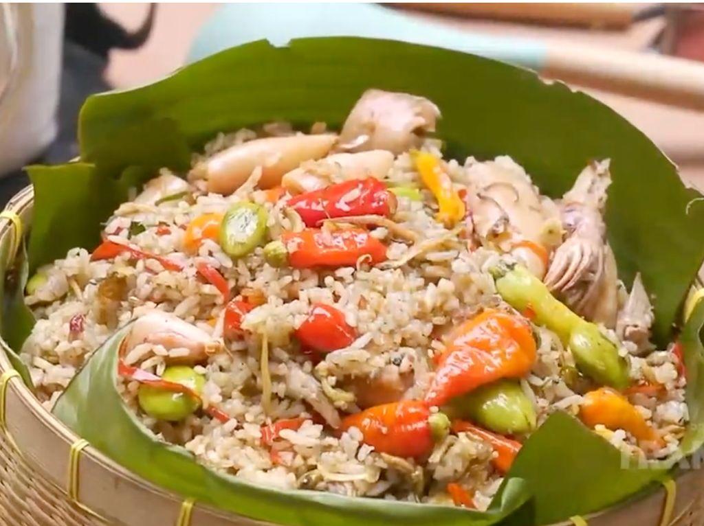 Masak Masak: Resep Nasi Goreng Liwet yang Pulen Pedas Mantul