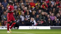 Sadio Mane Sudah 100 Gol di Premier League