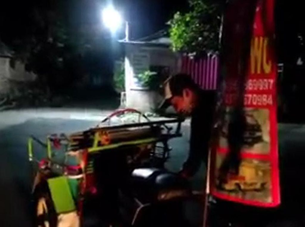 Lokasi Penumpang Becak Hilang Misterius di Ngawi Dikenal Angker