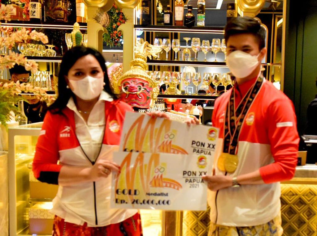 Sabet 14 Medali di PON Papua, Tim Wushu DKI Jakarta Diguyur Bonus