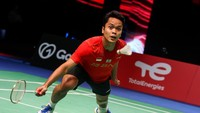 Head to Head Anthony Ginting Vs Lu Guang Zu: 2-0