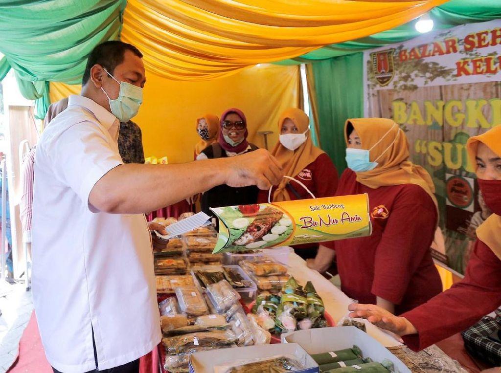 Bantu Bisnis UMKM, Pemkot Semarang Gelar Pasar Sehat di 16 Kecamatan