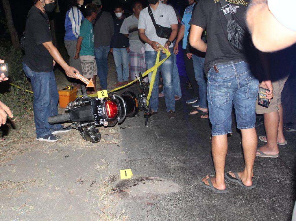 Seorang Pemuda Ditemukan Tewas dengan Sejumlah Luka, Polisi Kediri Olah TKP