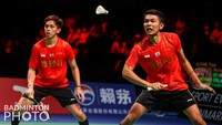 Final Piala Thomas 2020: Indonesia Vs China