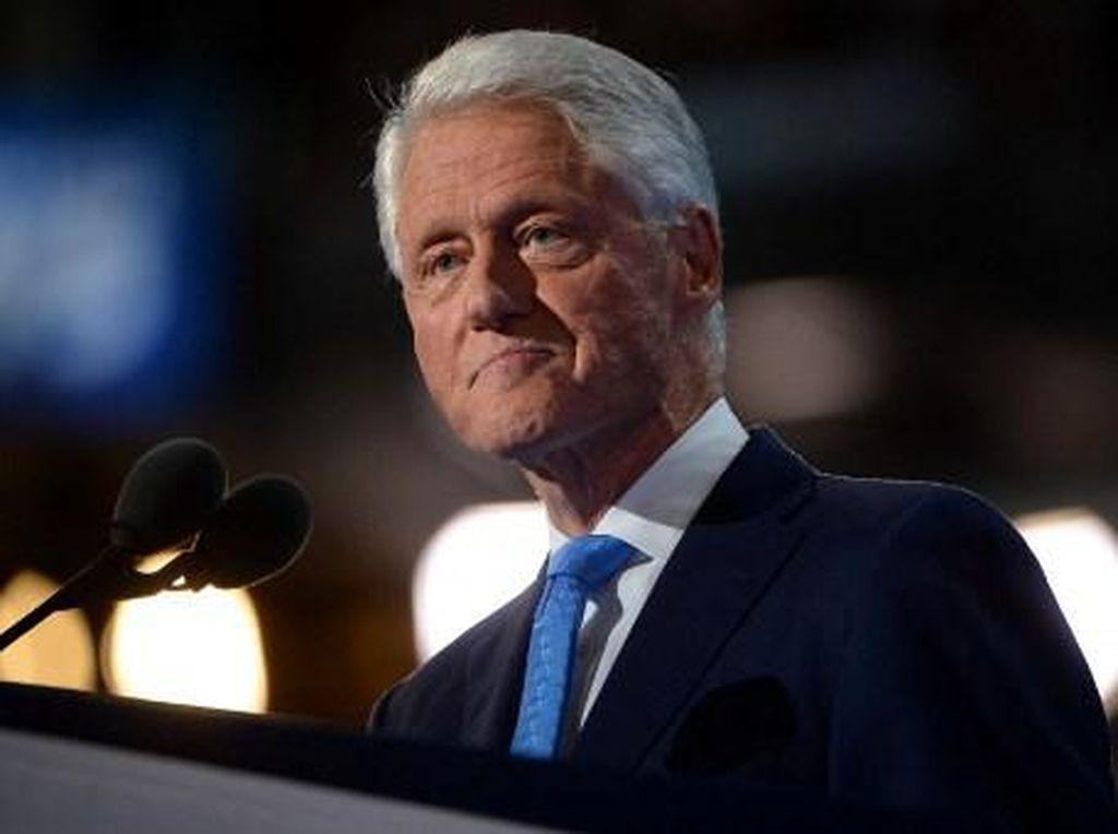 Kondisi Bill Clinton Membaik