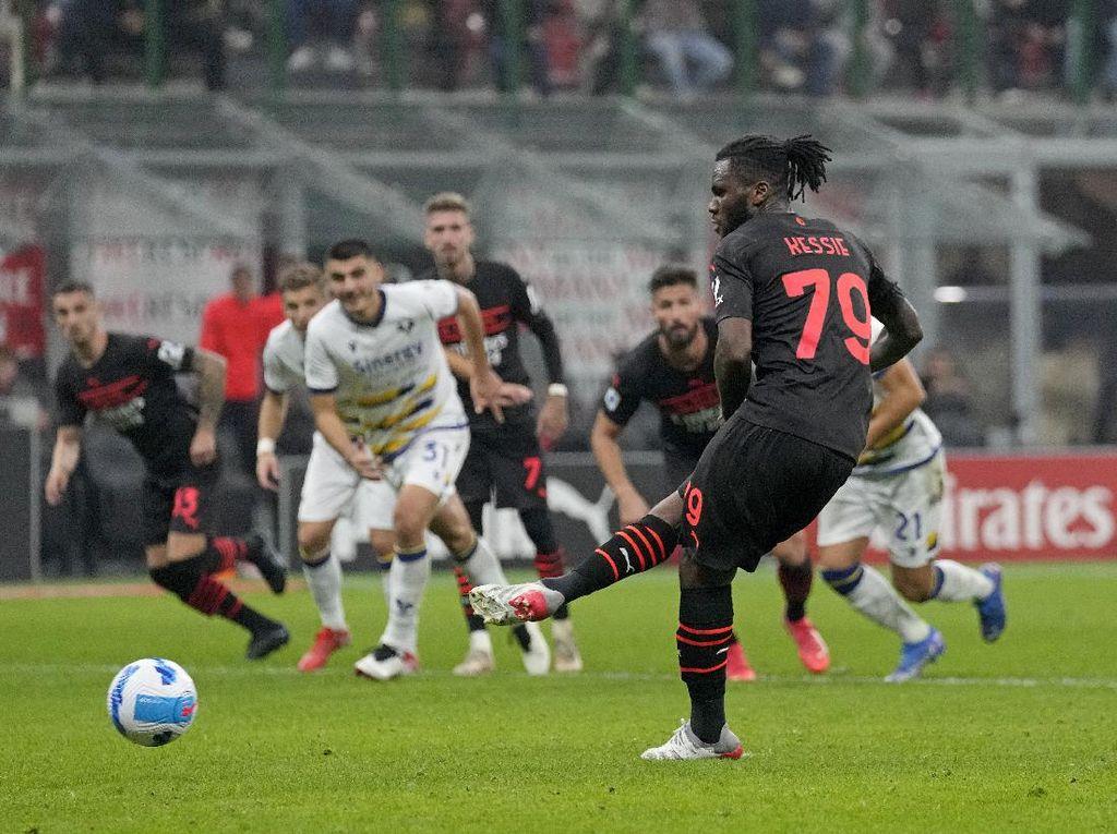 Milan Vs Verona: Comeback, Rossoneri Menang 3-2