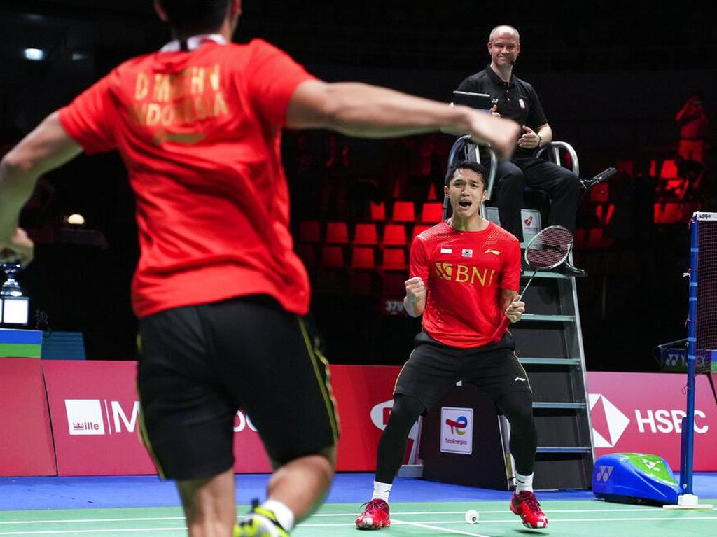 Indonesia Juara Piala Thomas 2020 atas Kehendak Tuhan