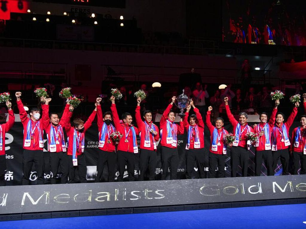 Ramai Thomas Cup, Ini Aturan Pengibaran Merah Putih di Event Olahraga