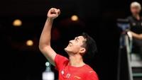 Jojo Menang, Indonesia Juara Piala Thomas 2020!