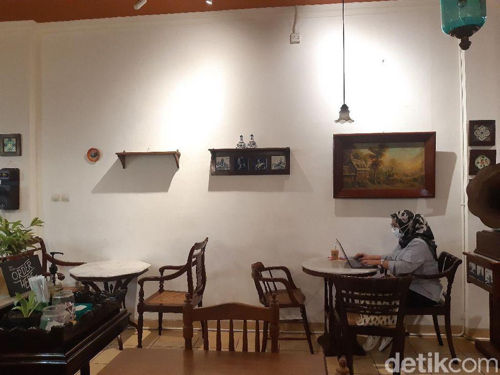 Kedai Kopi di Bogor Ini Ajak ke Masa Lalu, Saling Kenal, Siapa Tahu Jadi Sayang