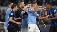 Inter Hilang Kendali Usai Lazio Berbalik Unggul