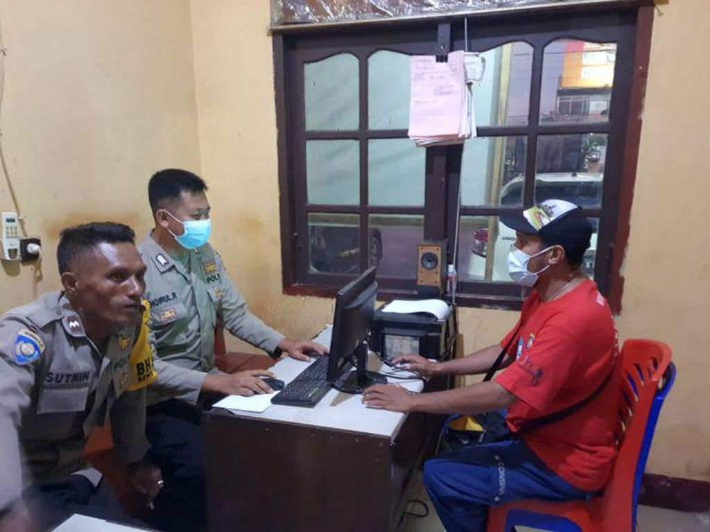 Rumah Wartawan TVRI di Sorong Papua Barat Kena Peluru Nyasar
