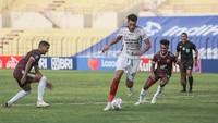 Bali United Kalah karena Kehilangan Fokus