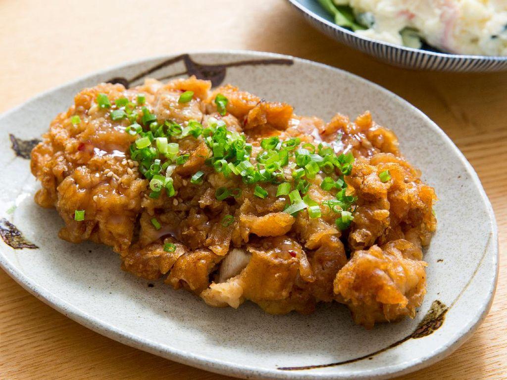 Resep Chicken Nanban ala Restoran Jepang yang Gurih Renyah