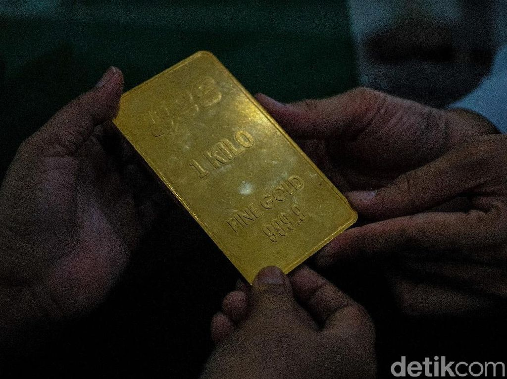 5 Keuntungan Nabung Emas, Tahan Inflasi hingga Bisa untuk Dana Haji