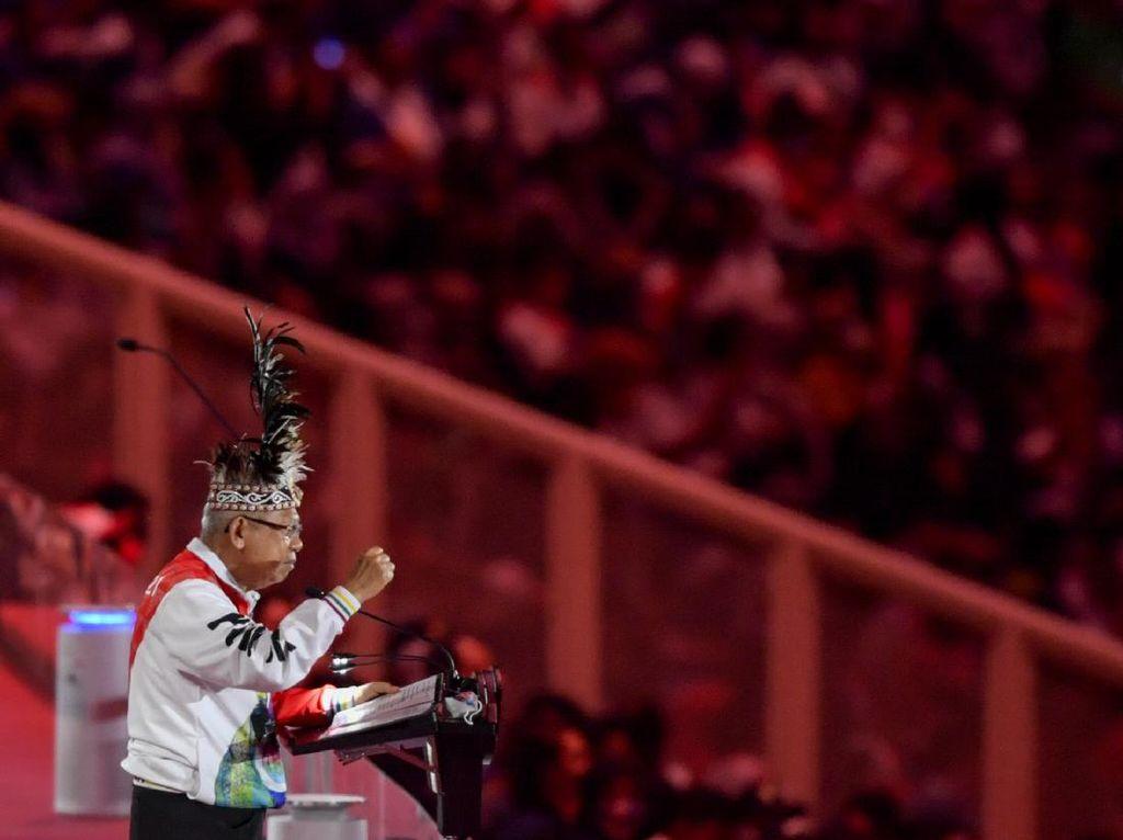 PON Papua Sukses, Menpora Dipuji Wapres Maruf Amin