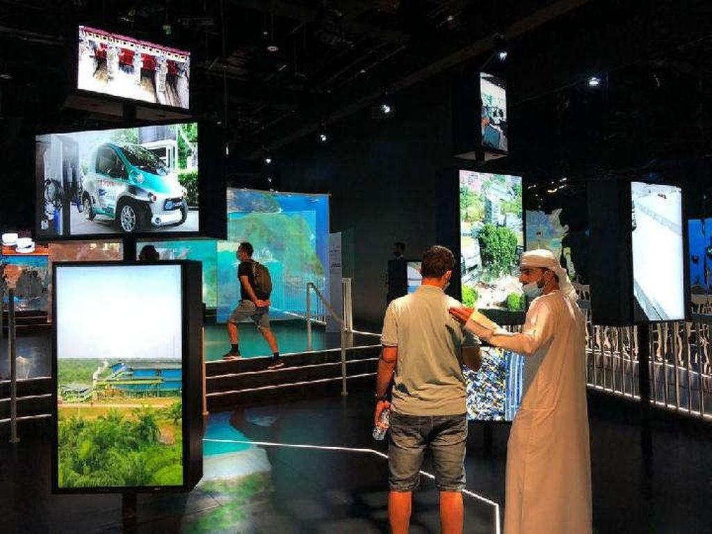 Ketika Paviliun Indonesia di Dubai Jadi Pusat Perhatian