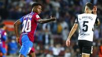 Ansu Fati Bikin Rekor di Barcelona, Lewati Lionel Messi