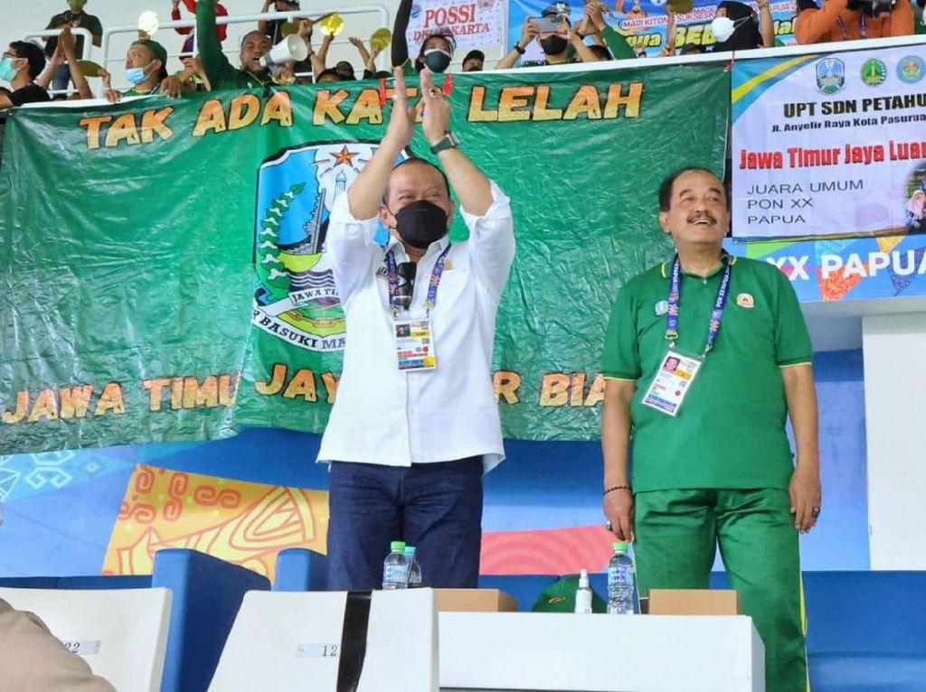 RI Juara Thomas Cup, LaNyalla: Buktikan RI Negara Besar di Cabang Ini