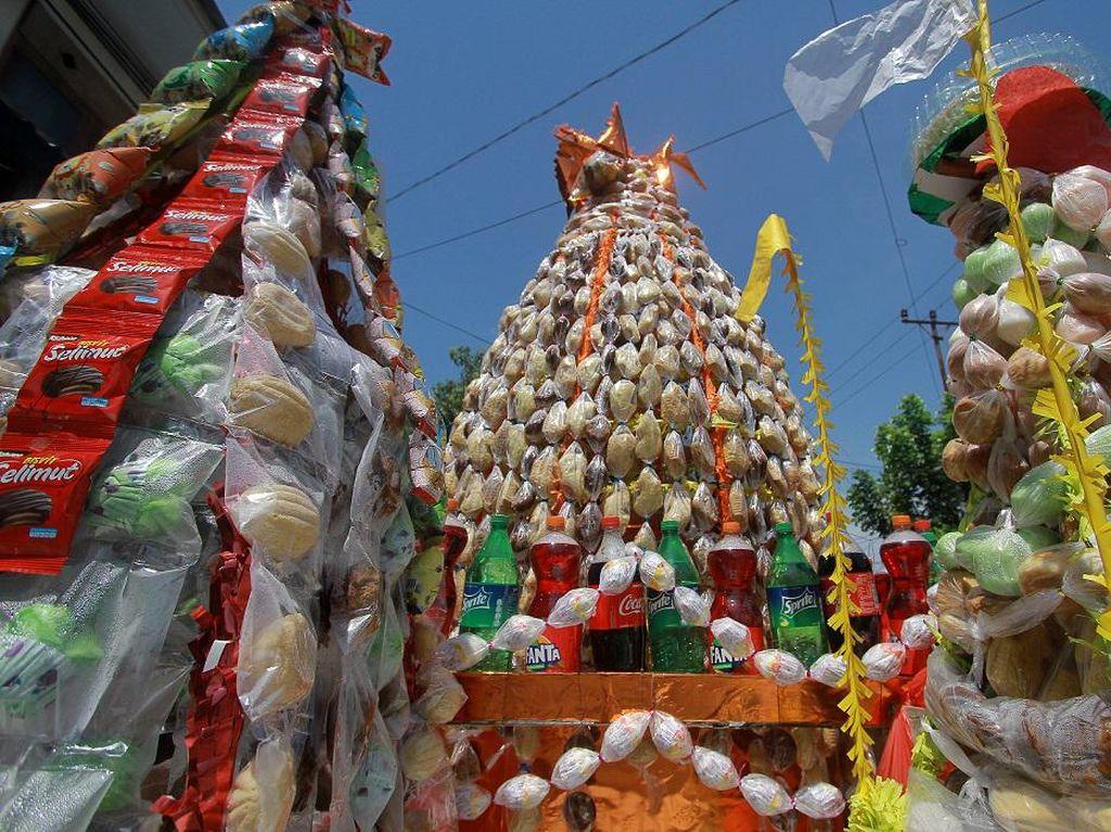 5 Fakta Walima, Tradisi Berebut Kue Tradisional untuk Merayakan Maulid Nabi di Gorontalo
