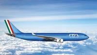 Setelah Alitalia Bangkrut, Italia Kenalkan Maskapai Nasional Baru