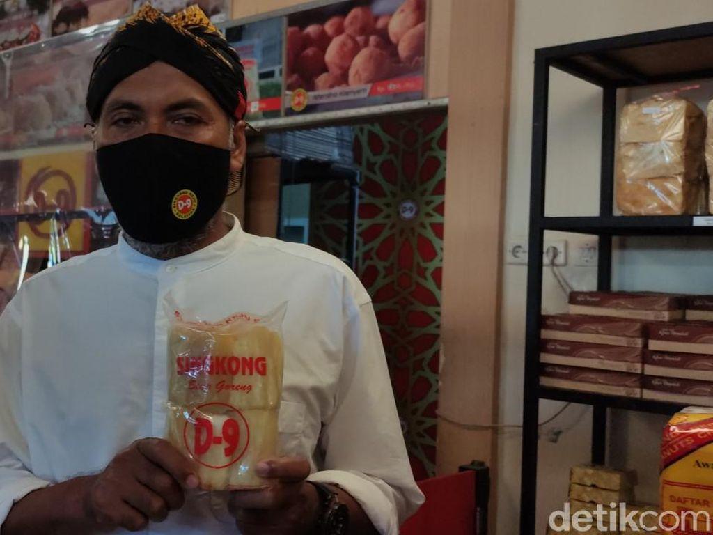 Dari Singkong Keju D-9 Mantan Napi Ini Sukses Rintis Kampung Singkong