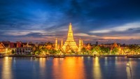 Thailand Berencana Buka Wisata, Warga: Jangan Dulu, Angka Vaksin Rendah
