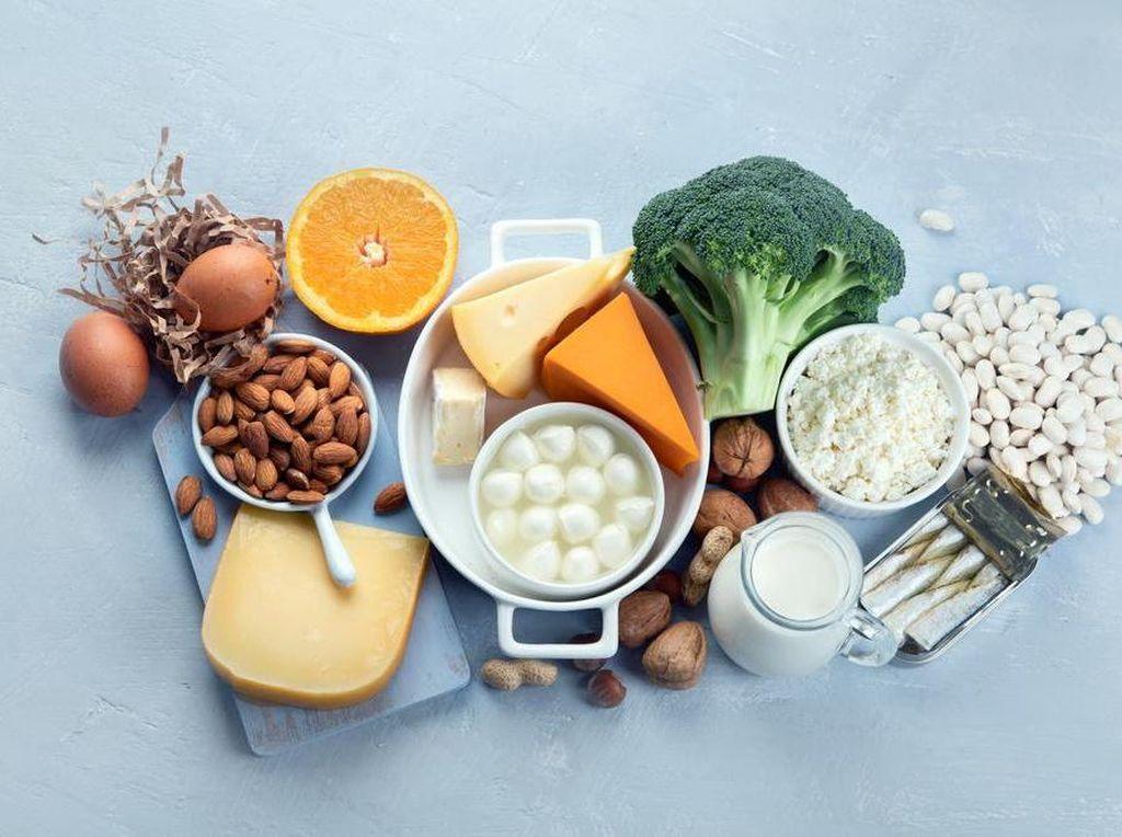 Intip Manfaat Kalsium untuk Tulang hingga Jantung