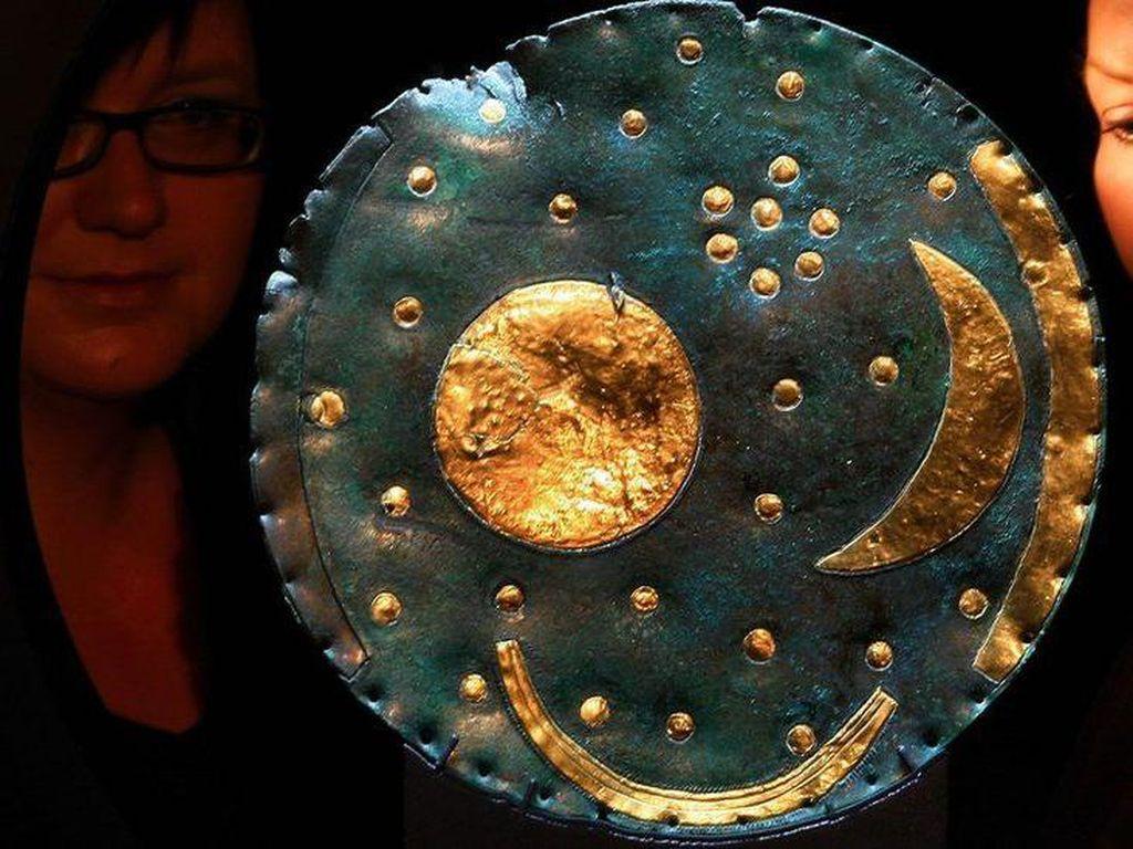Peta Bintang Tertua di Dunia Bakal Dipamerkan di Museum Inggris