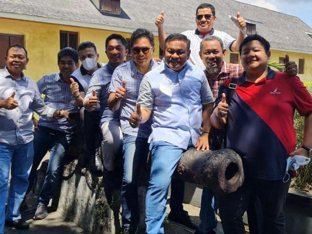 Viral Foto Bupati Bone Boyong Pejabat Pelesiran di Acara STQ di Ternate