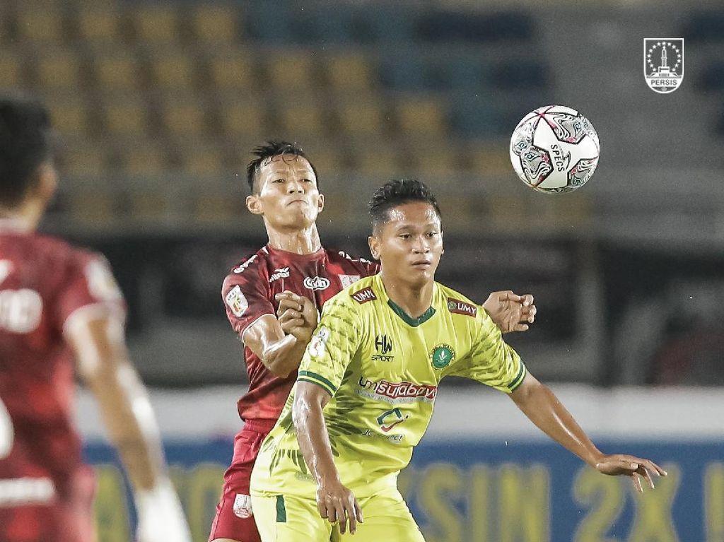 Hasil Liga 2: Persis Solo Tekuk Hizbul Wathan 2-1