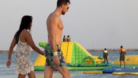 Pure Beach, Pantai Bikini di Arab Saudi