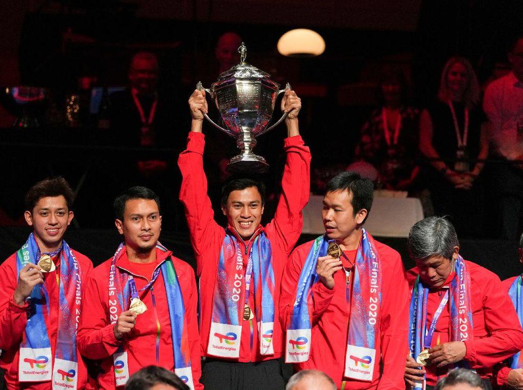 Ini Saran Roy Suryo Akali Merah Putih Dilarang Berkibar di Event Olahraga
