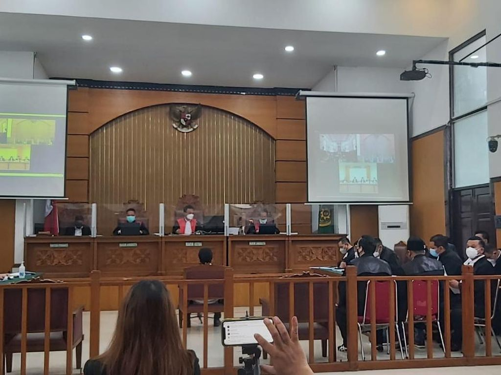 6Hal Terungkap di Dakwaan 2 Polisi yang Bunuh 4 Eks Laskar FPI