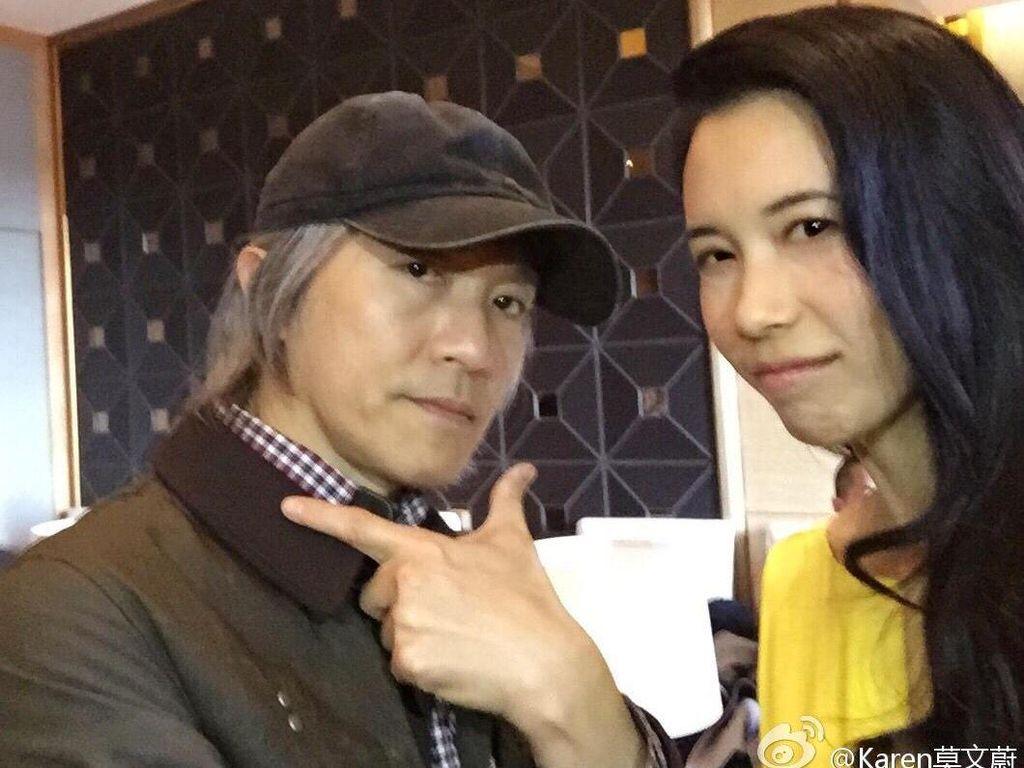 Rumor Karen Mok Jadi Alasan Hubungan Stephen Chow dan Athena Berakhir