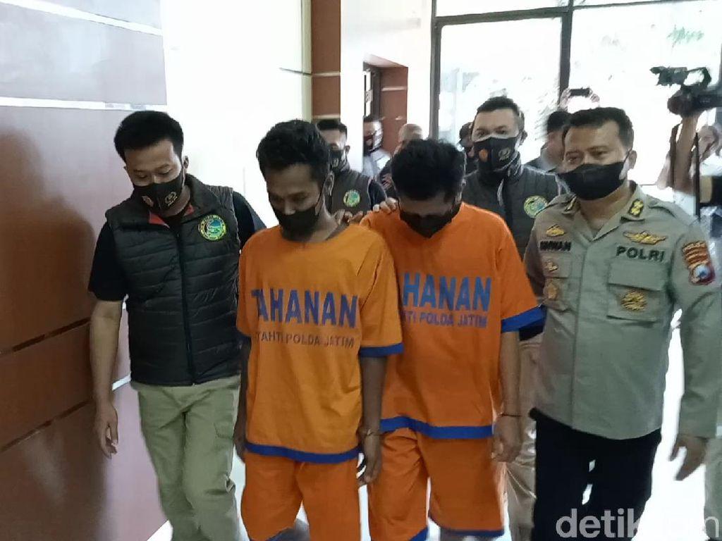 2 Kurir Narkoba Jaringan Madura Diringkus, Sabu 6 Kg Asal Malaysia Disita