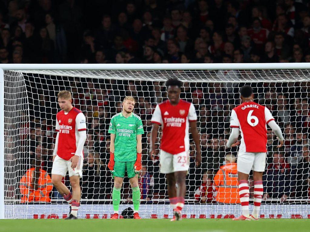 Arsenal Vs Palace: The Gunners Kebobolan karena Salah Sendiri