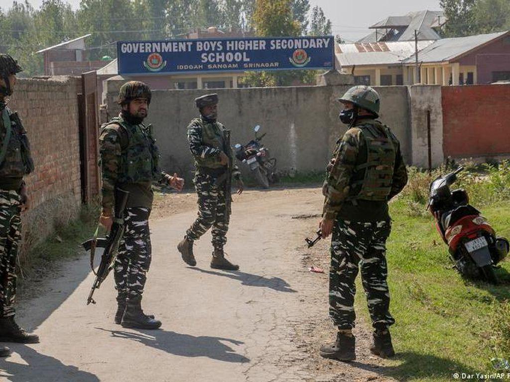 Gelombang Pembunuhan Hantui Buruh India di Kashmir