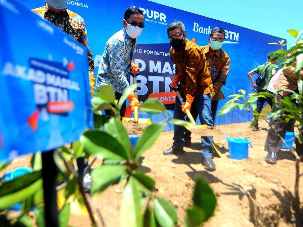 Penanaman Pohon di Hari Habitat Dunia