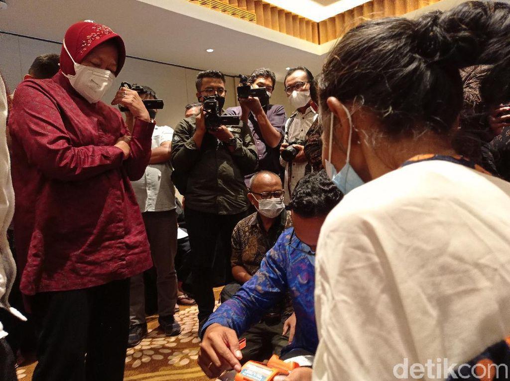 Beda Risma dengan Pemprov Bali soal Rp 45O M Dana Bansos Belum Cair