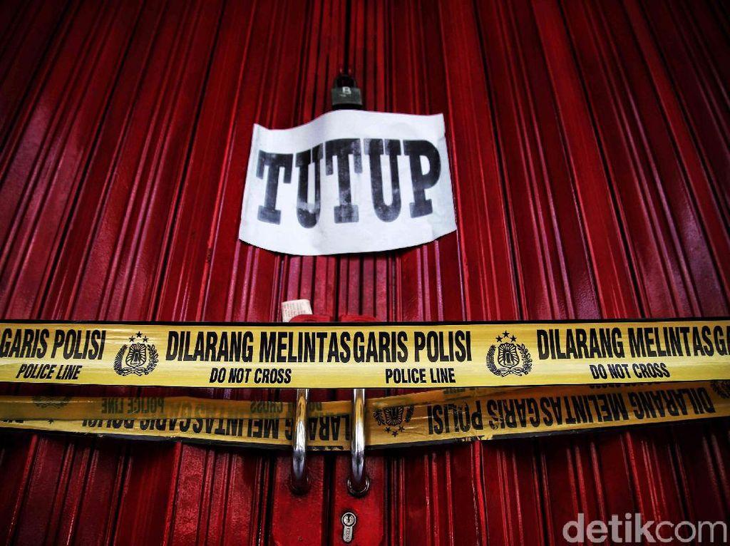 Kantor Pinjol di Kelapa Gading Digaris Polisi