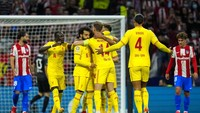 Atletico Vs Liverpool: Drama Lima Gol, The Reds Bekuk Los Colchoneros