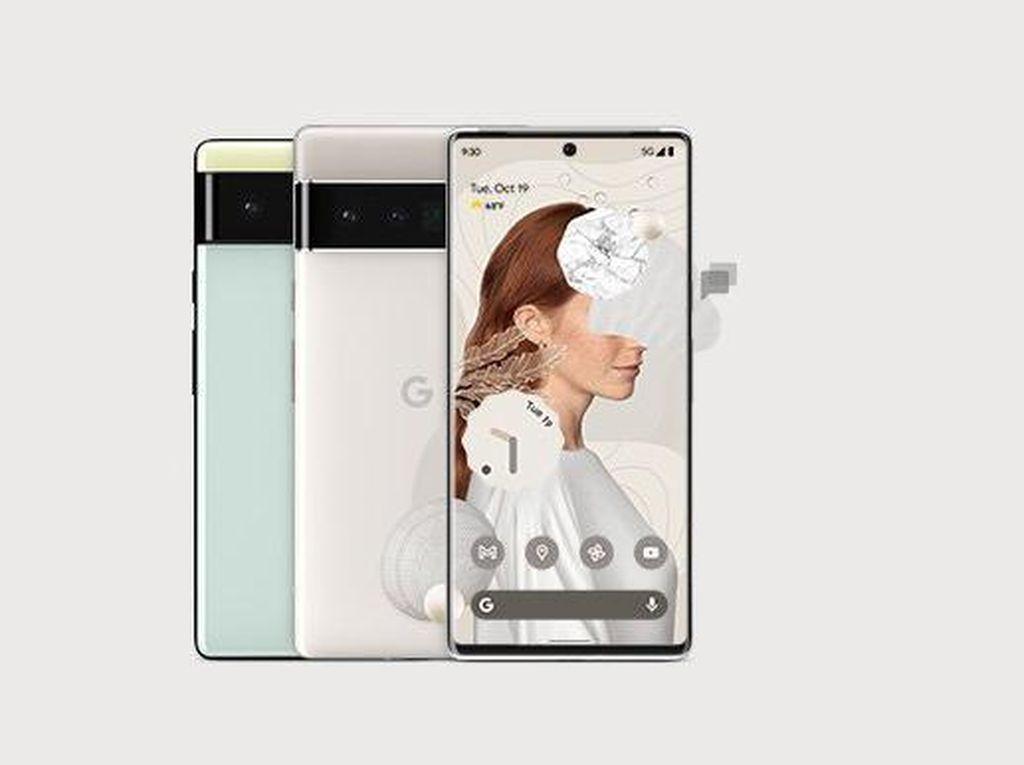 Harga dan Spesifikasi Google Pixel 6 & Pixel 6 Pro yang Resmi Dirilis