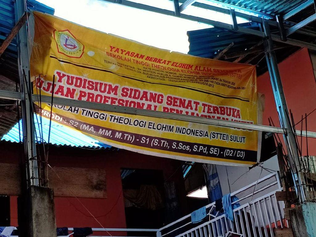 Polisi Periksa 15 Saksi soal Kampus Gelar Kuliah- Cetak Ijazah Ilegal di Sulut