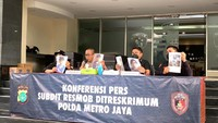 Bikin Resah Warga, 9 Pelaku Begal Sadis di Depok dan Bekasi Ditangkap