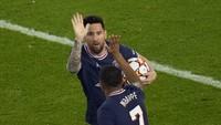 PSG Vs RB Leipzig: Messi Dua Gol, Les Parisiens Menang 3-2