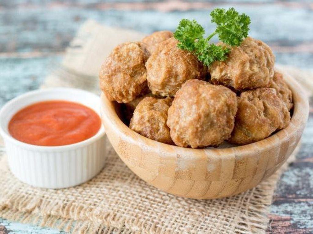 2 Kreasi Resep Bakso Goreng Sayuran, Alternatif Makan Sehat di Rumah