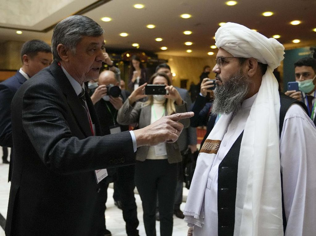Hadapi ISIS, Taliban Setuju Kerja Sama dengan Rusia-China-Iran