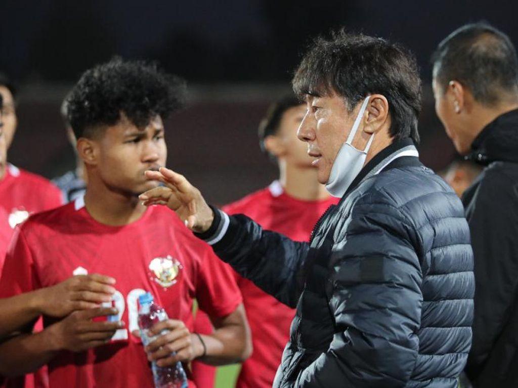Shin Tae-yong: Timnas U-23 Masih Bisa Lebih Baik Lagi