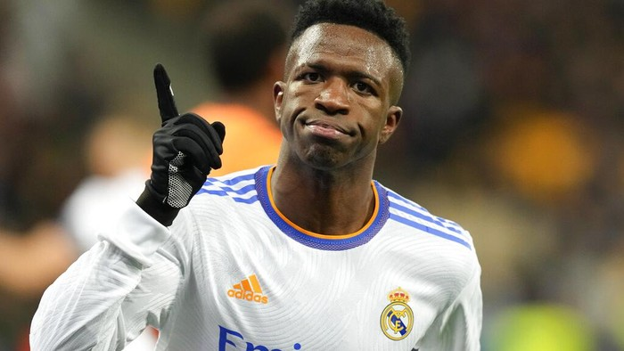 Vinicius Pernah Nge-Fans Barca? Ini Bukti Ia Cuma Cinta Real Madrid